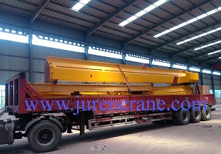 MH model single beam gantry crane to Bolivia