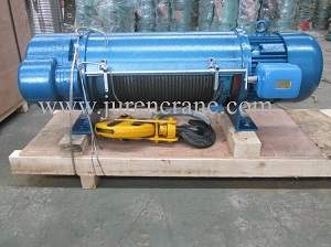 CD model monorail electric hoist to Canada