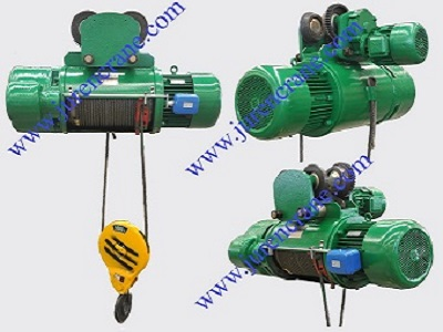 CD/MD Model Wirerope Electric Hoist