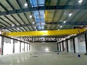 LH model double girder overhead crane