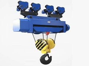 HC/HM model monorail electric hoist