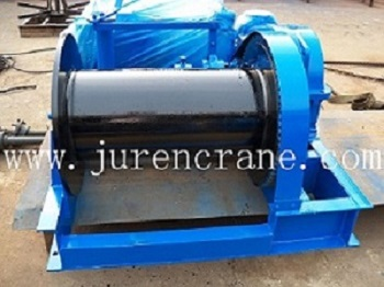 JM Model low speed electric winch