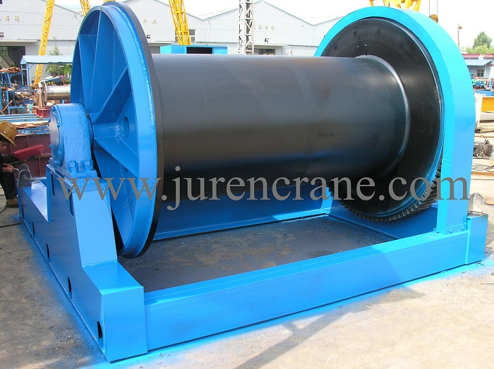 JM model slow speed electric winch