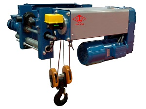 European standard wire rope electric hoist